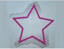 Декор для жидких обоев Звезда