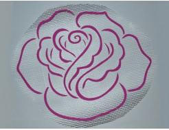 Купить Декор для жидких обоев Роза
