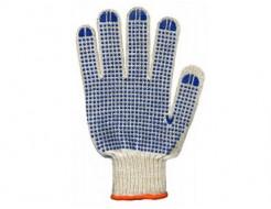 Купить Перчатки трикотажные с ПВХ рисунком (пара) 15200_FORA размер XL