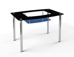 Купить Стеклянный обеденный стол S2 910*610 покраска - 1