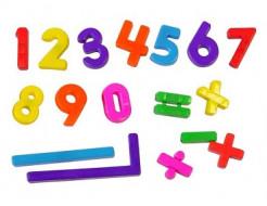 Набор магнитных цифр