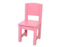 Купить Стульчик детский розовый большой