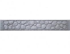 Форма для забора №37 Бут в песчанике АБС BF 30х200 см