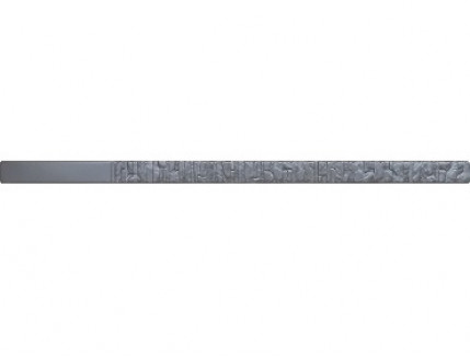 Форма столба №3 Песчаник АБС BF 12,5х12,5х280