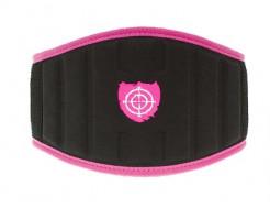Купить Пояс для тяжелой атлетики Power System PS-3210 розовый XS