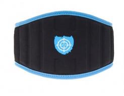 Купить Пояс для тяжелой атлетики Power System PS-3210 голубой M - 1