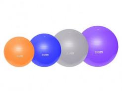 Купить Мяч гимнастический Power System PS-4018 серый