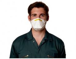Противоаэрозольный респиратор 3М K101 (уровень защиты FFP1) - интернет-магазин tricolor.com.ua