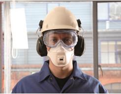 Купить Противоаэрозольный респиратор Aura 9322+ (уровень защиты FFP2) - 1