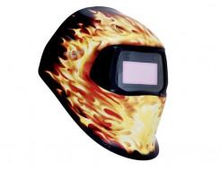 Маска сварочная Speedglas 3M 751220 100V Огненная, затемнение 3/8-12