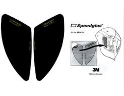 Пластина защитная для боковых окон сварочного щитка 3M 432015 для Speedglas 9000
