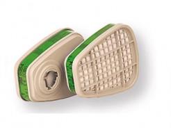 Фильтр для защиты от амиака и производных 3M 6054 пара - интернет-магазин tricolor.com.ua