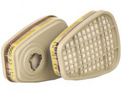 Фильтр для защиты от органических и неорганических кислых газов и паров 3M 6057 пара - интернет-магазин tricolor.com.ua