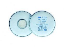 Купить Противоаэрозольный фильтр 3M 2128