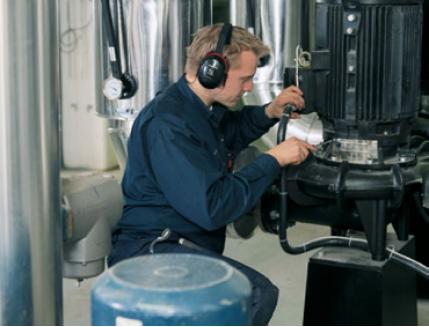 Наушники 3М Peltor Optime 3 H540A-411-SV красные - интернет-магазин tricolor 58ddab19d7b3f