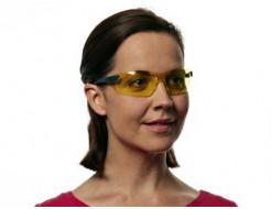 Очки открытые 3М 2822 желтые - интернет-магазин tricolor.com.ua
