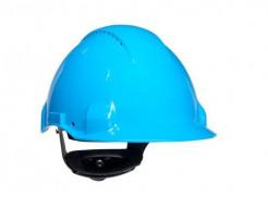 Купить Каска защитная с храповиком 3М G3000NUV-BB синяя - 1