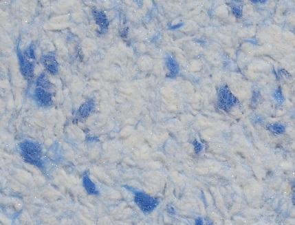 Жидкие обои Юрски Юка 1213 голубые - изображение 2 - интернет-магазин tricolor.com.ua
