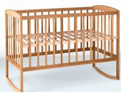 Купить Кроватка детская с дугами 1200х600