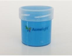Аквагрим флуоресцентный AcmeLight для тела голубой - интернет-магазин tricolor.com.ua