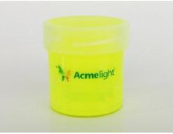 Купить Аквагрим флуоресцентный AcmeLight для тела желтый - 1