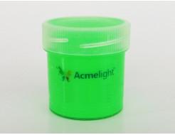 Аквагрим флуоресцентный AcmeLight для тела зеленый - интернет-магазин tricolor.com.ua