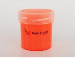 Аквагрим флуоресцентный AcmeLight для тела оранжевый - интернет-магазин tricolor.com.ua