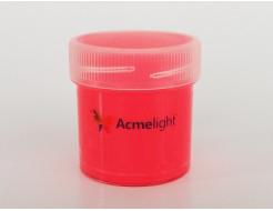 Аквагрим флуоресцентный AcmeLight для тела красный - интернет-магазин tricolor.com.ua