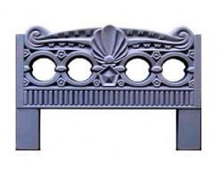 Форма оградки №5 АБС MF 80х60х4 см