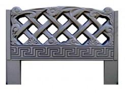 Форма оградки №7 АБС MF 80х60х4 см