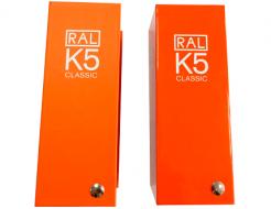 Каталог цветов RAL - K5 Classic глянцевый