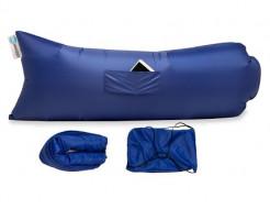 Купить Надувной шезлонг-лежак.top premium электрик (синий) - 1