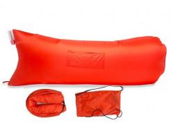 Купить Надувной шезлонг-лежак.top premium оранжевый - 1