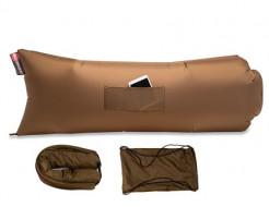 Купить Надувной шезлонг-лежак.top premium койот - 1
