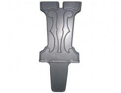 Форма Ножка стола АБС MF 6х70х50 см