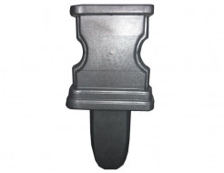 Форма Ножка скамейки АБС MF 7х40х35 см