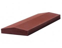Форма для забора Парапет двухскатный 100х25х7 АБС MF