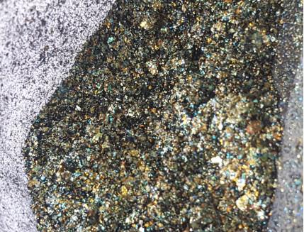 Пигмент Хамелеон-хлопья Tricolor 1114 mix золотой - интернет-магазин tricolor.com.ua