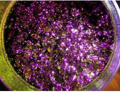 Купить Пигмент Хамелеон-хлопья Tricolor 2513HQ Зеленый-золотой-фиолетовый - 1