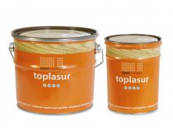 Лазурь для дерева Spot Colour Toplasur №15 лак бесцветный