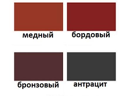 Краска кровельная Primacol (бронзовая) - изображение 2 - интернет-магазин tricolor.com.ua