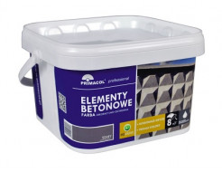 Краска для бетонных элементов Primacol (белая)