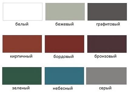 Краска для бетонных элементов Primacol (графитовая) - изображение 2 - интернет-магазин tricolor.com.ua