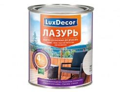 Лазурь для дерева LuxDecor (белая) - интернет-магазин tricolor.com.ua