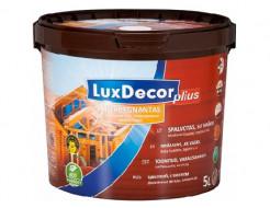 Пропитка для дерева LuxDecor Plius (каштан) - интернет-магазин tricolor.com.ua