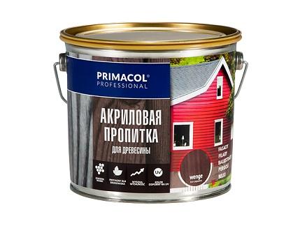 Акриловая пропитка для древесины Primacol Classic (итальянский орех) - интернет-магазин tricolor.com.ua