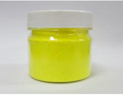 Купить Пигмент флуоресцентный лимонный Tricolor FY (HX) - 1