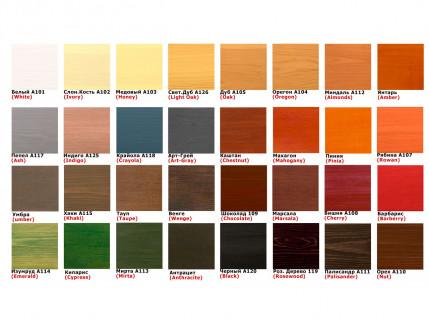 Акриловая лазурь Aqua color – UV protect Bionic House (хаки) - изображение 4 - интернет-магазин tricolor.com.ua