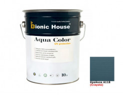 Акриловая лазурь AQUA COLOR – UV protect Bionic House (крайола)