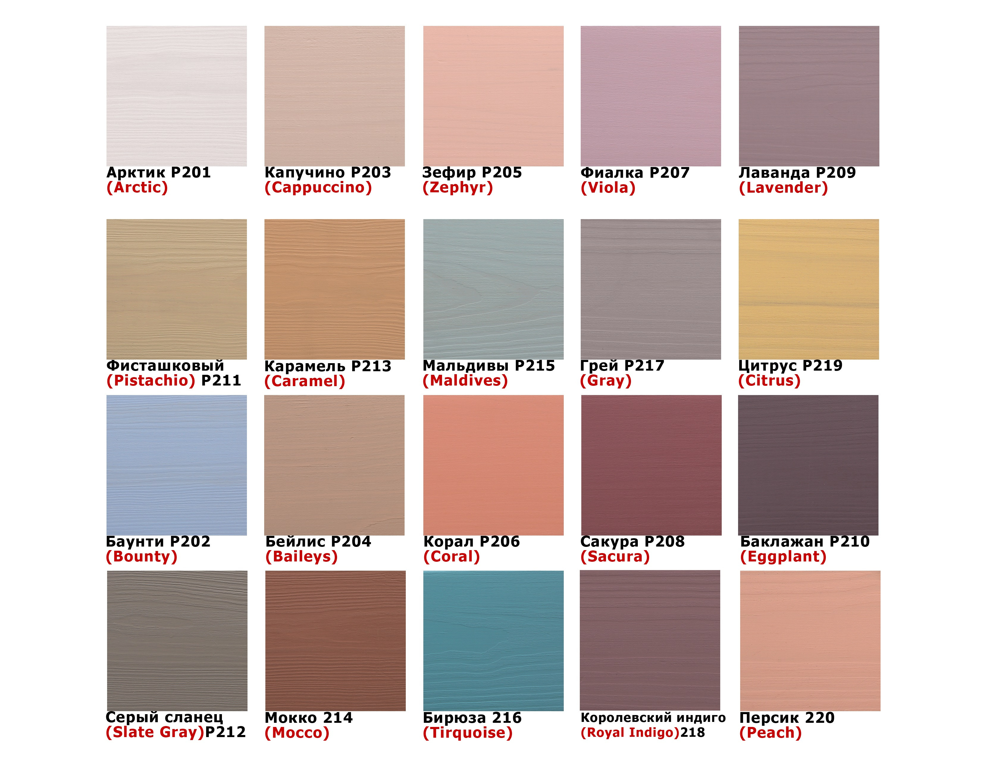 Акриловая пропитка-антисептик Pastel Wood color Bionic House (цитрус) - изображение 4 - интернет-магазин tricolor.com.ua